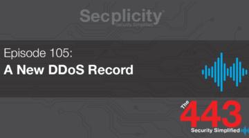 105 A New DDoS Record