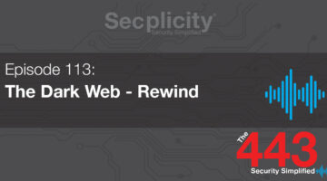113 the dark web rewind