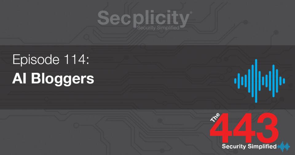 114 AI Bloggers
