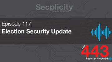117 Election Security Update