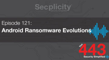 121 Android Ransomware evolution