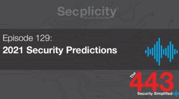 129 2021 Predictions