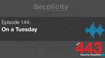 144 On A Tuesday