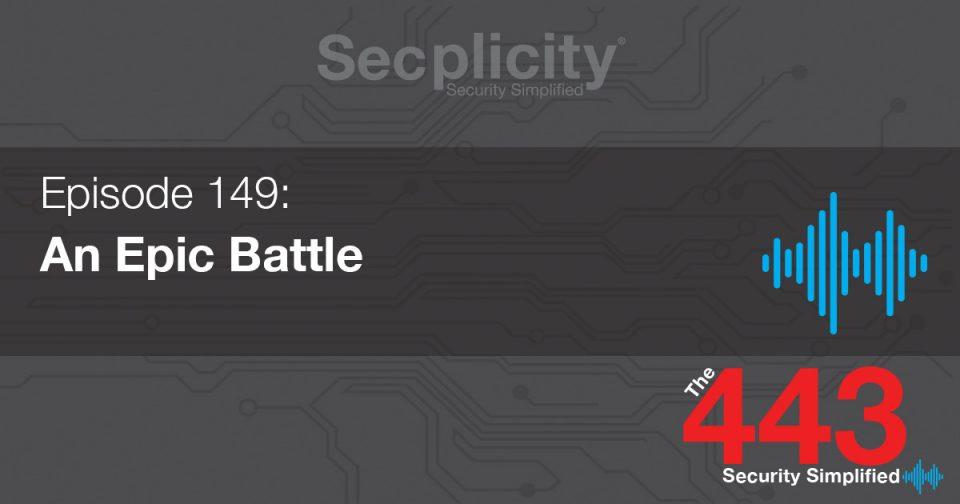 149 An Epic Battle