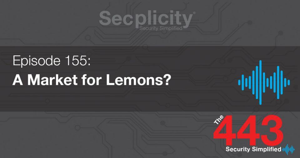 155 market for lemons