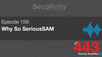 158 Serious SAM