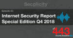 Internet Security Report Special Edition Q4 2018